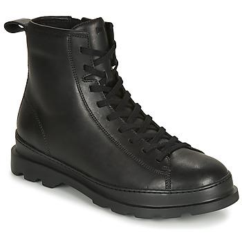 Boty Muži Kotníkové boty Camper BRUTUS Černá