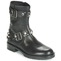 Boty Ženy Kotníkové boty Tosca Blu GISELLE Černá