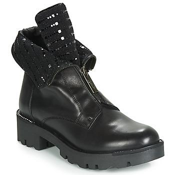 Boty Ženy Kotníkové boty Tosca Blu DIANE Černá