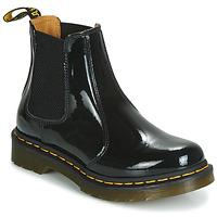 Boty Ženy Kotníkové boty Dr Martens 2976 PATENT LAMPER Černá