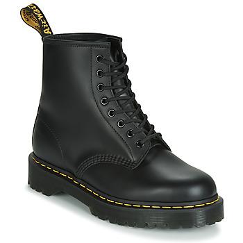 Boty Kotníkové boty Dr Martens 1460 BEX SMOOTH Černá