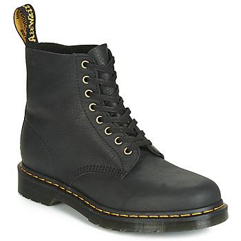 Boty Kotníkové boty Dr Martens 1460 PASCAL Černá
