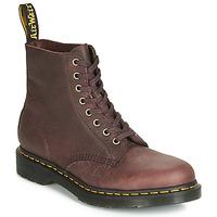 Boty Muži Kotníkové boty Dr Martens 1460 PASCAL Hnědá