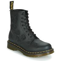 Boty Ženy Kotníkové boty Dr Martens 1460 VONDA MONO SOFTY T Černá