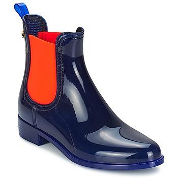 Boty Ženy Kotníkové boty Lemon Jelly PISA Modrá / Oranžová
