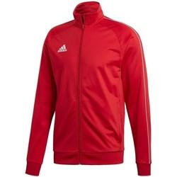 Textil Muži Teplákové bundy adidas Originals CORE18 Červené