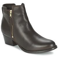 Boty Ženy Kotníkové boty Shoe Biz ROVELLA Hnědá