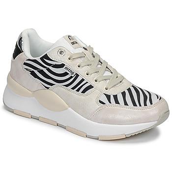 Boty Ženy Nízké tenisky MTNG 69867-C47433 Černá / Bílá