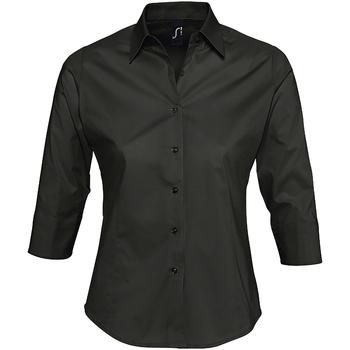 Textil Ženy Košile / Halenky Sols EFFECT ELEGANT Negro