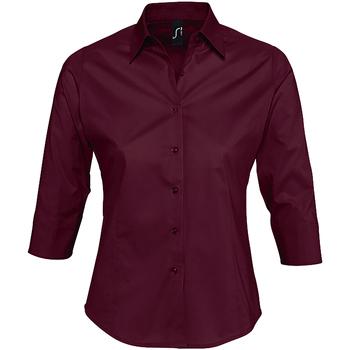 Textil Ženy Košile / Halenky Sols EFFECT ELEGANT violeta