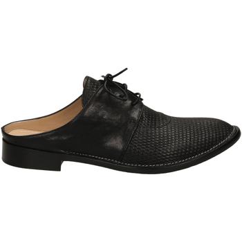 Boty Ženy Pantofle Laura Bellariva TROPIC nero-nero