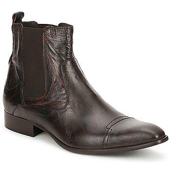 Boty Muži Kotníkové boty Carlington RINZI Hnědá