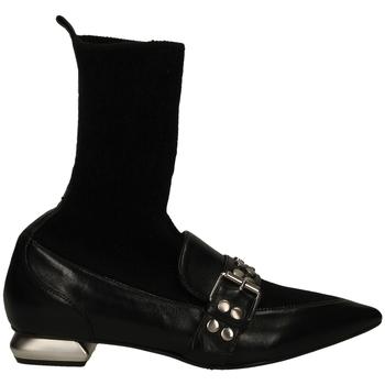 Boty Ženy Kotníkové boty Mivida TEQUILA/MASAI nero-nero