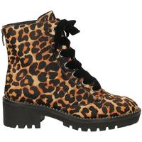 Boty Ženy Kotníkové boty Apepazza CRISTEL leopa-leopardo