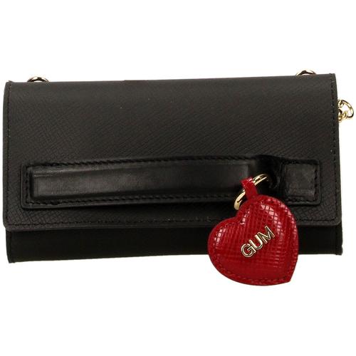 Taška Ženy Náprsní tašky Gum CHARM HEART gold-oro