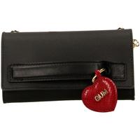 Taška Ženy Náprsní tašky Gum CHARM HEART silve-argento