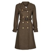 Textil Ženy Kabáty Betty London LIPIUS Hnědá