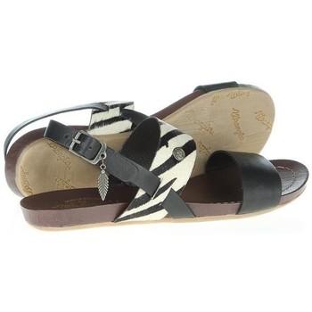 Boty Ženy Sandály Wrangler Lola Safary WL141652-62 black