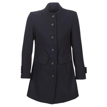 Textil Ženy Kabáty Casual Attitude LYSIS Tmavě modrá