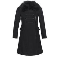 Textil Ženy Kabáty Moony Mood LITELA Černá