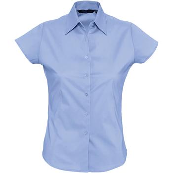 Textil Ženy Košile / Halenky Sols EXCESS CASUAL WOMEN Azul