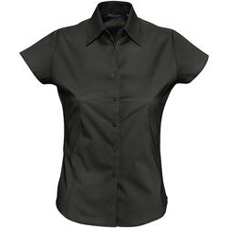 Textil Ženy Košile / Halenky Sols EXCESS CASUAL WOMEN Negro