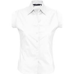 Textil Ženy Košile / Halenky Sols EXCESS CASUAL WOMEN Blanco