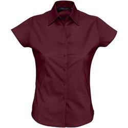Textil Ženy Košile / Halenky Sols EXCESS CASUAL WOMEN violeta