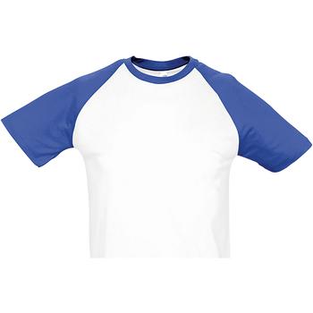 Textil Muži Trička s krátkým rukávem Sols FUNKY CASUAL MEN Multicolor