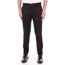 Textil Muži Kapsáčové kalhoty Mason's MILANO-CBE024 Černá