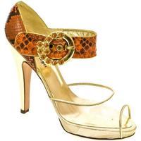 Boty Ženy Sandály John-C Dámske oranžové sandále HELY oranžová