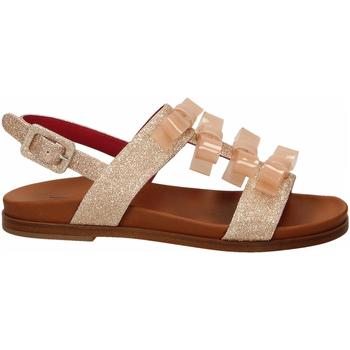 Boty Ženy Sandály 181 TUMBA GLITTER fard