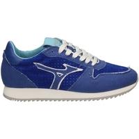 Boty Muži Nízké tenisky Mizuno ETAMIN 2 PERFOR blu-blu