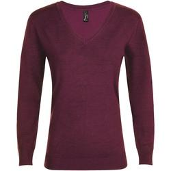 Textil Ženy Svetry Sols GLORY SWEATER WOMEN violeta