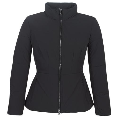 Textil Ženy Prošívané bundy Emporio Armani 6G2B78-2NUHZ-1001 Černá