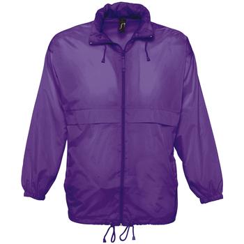 Textil Větrovky Sols SURF REPELENT HIDRO violeta