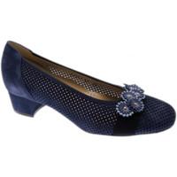 Boty Ženy Lodičky Calzaturificio Loren LO60851bl blu