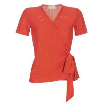 Textil Ženy Halenky / Blůzy Moony Mood KOUGE Červená