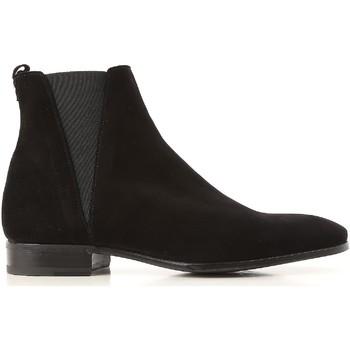 Boty Muži Kotníkové boty D&G A60176 AU998 80999 nero