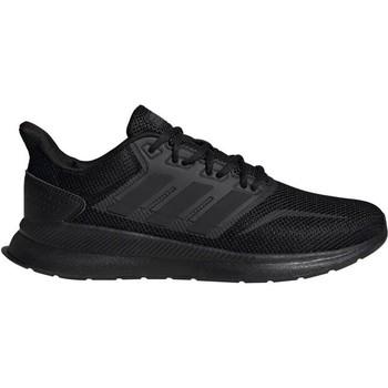 Boty Muži Nízké tenisky adidas Originals Runfalcon Černá