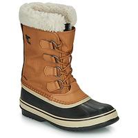 Boty Ženy Zimní boty Sorel WINTER CARNIVAL Velbloudí hnědá