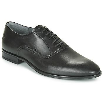 Boty Muži Šněrovací společenská obuv André RIAXTEN Černá