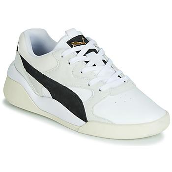 Boty Ženy Nízké tenisky Puma AEON HERITAGE Bílá / Černá