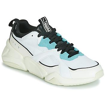 Boty Ženy Nízké tenisky Puma NOVA 2 Bílá
