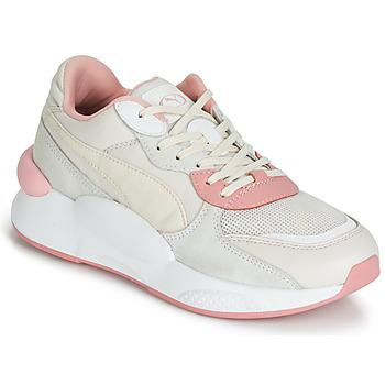 Boty Ženy Nízké tenisky Puma RS-9.8 Béžová