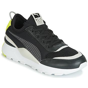 Boty Muži Nízké tenisky Puma RS-0 CORE Černá