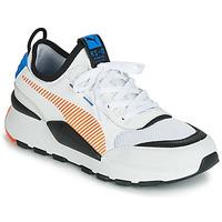 Boty Muži Nízké tenisky Puma RS-0 RE-REIN MU Bílá