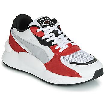 Boty Děti Nízké tenisky Puma RS-98 SPACE JUNIOR Bílá / Červená