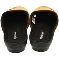 Boty Ženy Papuče Mjartan Dámske papuče  CAMILIE hnedá