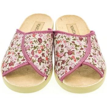 Boty Ženy Papuče Mjartan Dámske papuče  BRIONY ružová